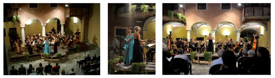 Concerto Lirico Sinfonico, Cortile Palazzo Comunale, Gozzano, Lago d'Orta 2008