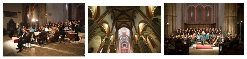 Requiem di Mozart, per soli, coro e orchestra, Basilica Sant'Andrea, Vercelli, 2006