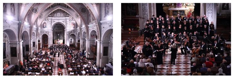 Requiem di Mozart, per soli, coro e orchestra, Chiesa San Vittore, Terno d' Isola 2008