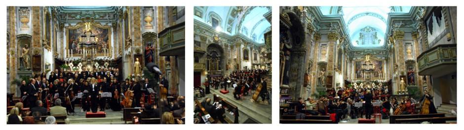 Tradizionale Concerto di Natale, Chiesa di Santo Spirito, Maggiora 2007