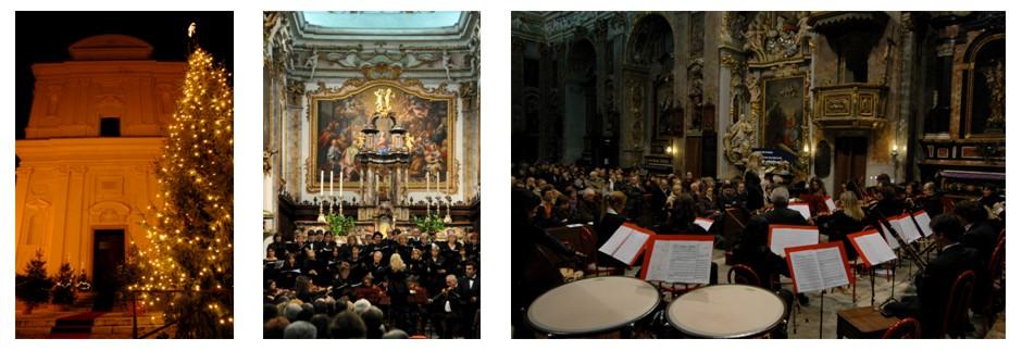 Tradizionale Concerto di Natale, Chiesa di Santo Spirito, Maggiora 2008