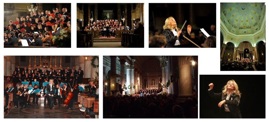 Tradizionale Concerto di Natale, Chiesa di San Pietro, Gattinara 2007