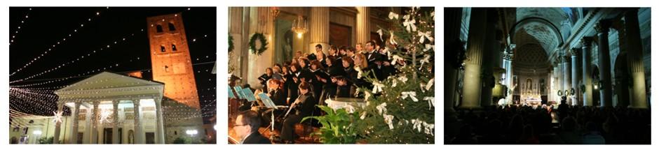Tradizionale Concerto di Natale, Chiesa di San Pietro, Santhià 2007