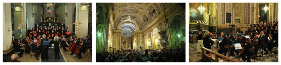 Tradizionale Concerto di Natale, Chiesa di Crescentino 2007 - Tradizionale Concerto di Natale, Trino 2007