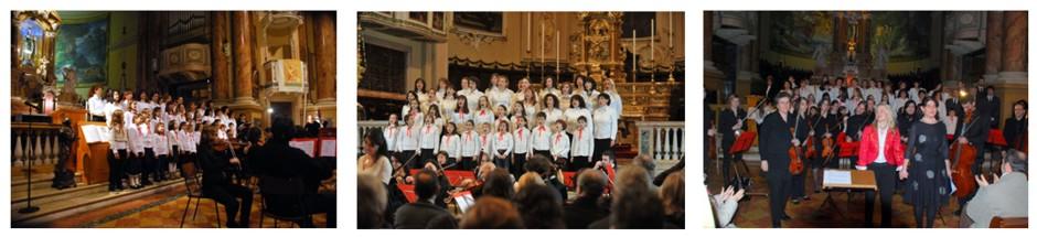 Concerto di Santa Lucia, Chiesa delle Grazie, Bergamo 2008