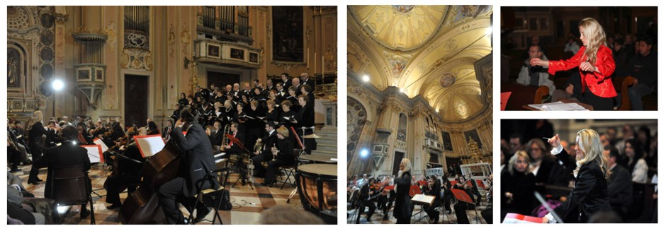 Concerto di Natale, Chiesa San Michele, Mapello 2009