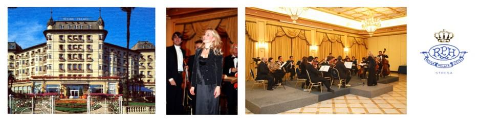 Concerto di Capodanno, Grand Hotel Regina Palace, Stresa 2007