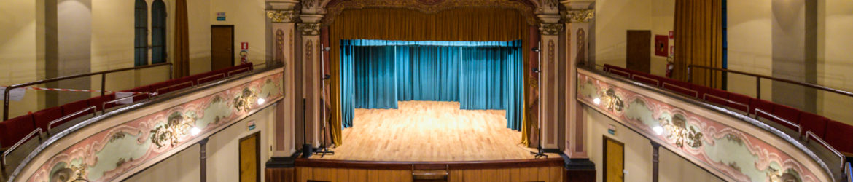 RestauriAMO il Teatro Greppi Bergamo