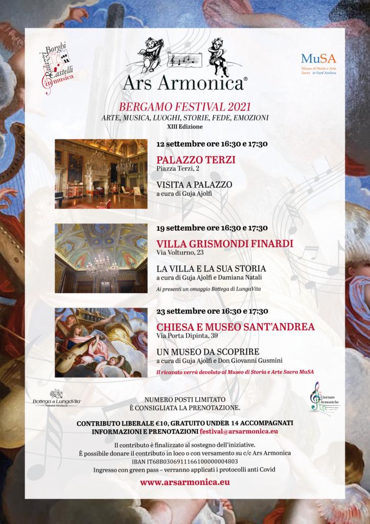 Festival Bergamo 2021